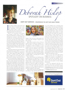 Article written on Vibrant Hutt Magazine.